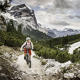 Biking – where we shine