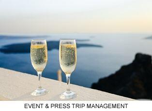 Event & Press Trip Management