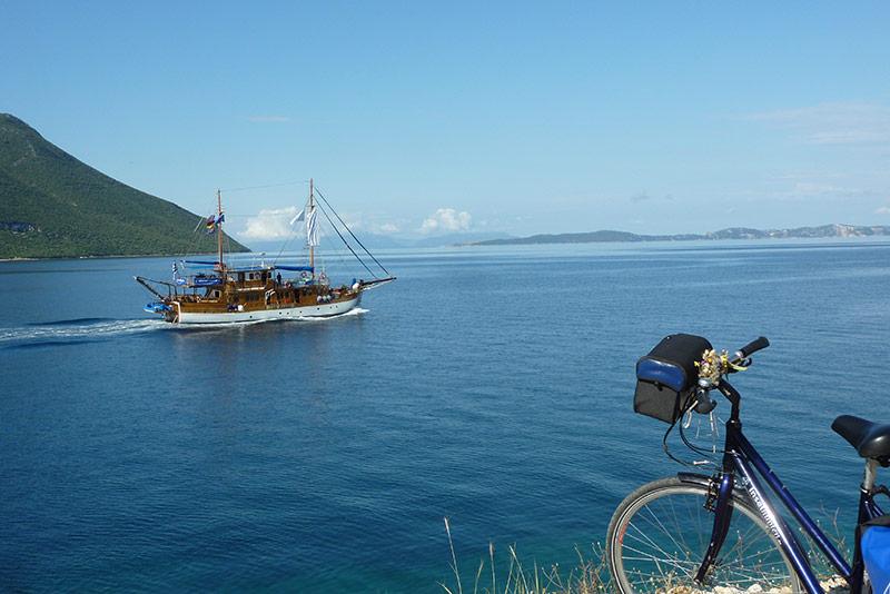 Freedom Treks Panagiota - Gulf of Corinth II