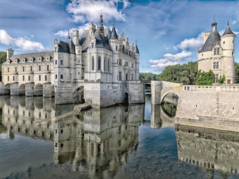 One King Chateau de Chenonceau
