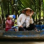 vietnam woman mekong