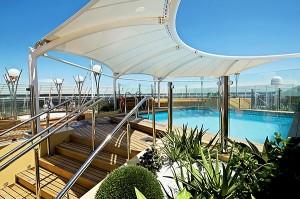 Splendida Yacht Club Pool