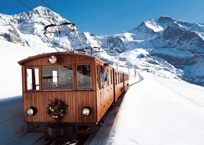 Eiger Jungfraubahn