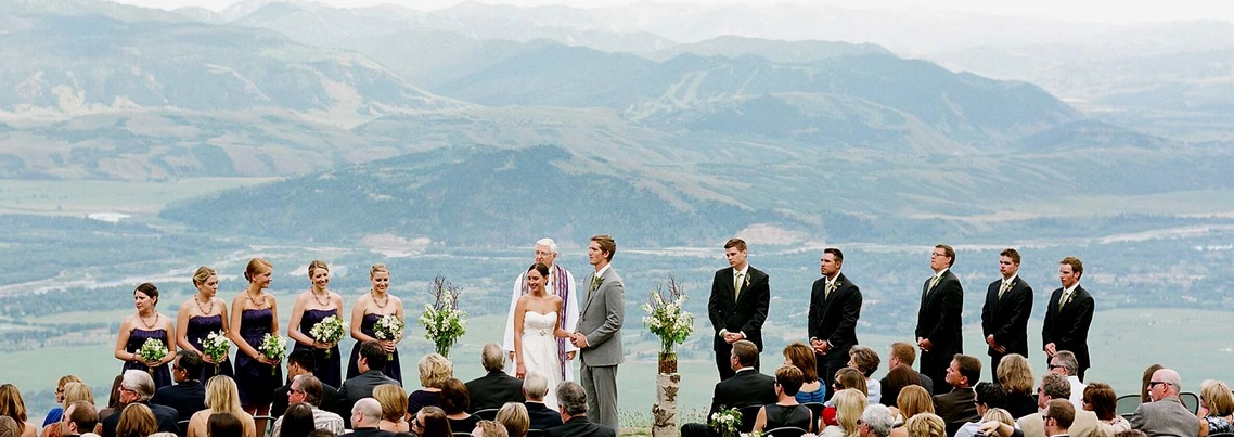 Jackson Hole Weddings
