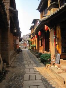 china-shaxi-lantern-street