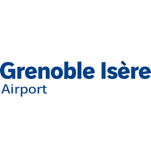 Grenoble Isere Airport logo