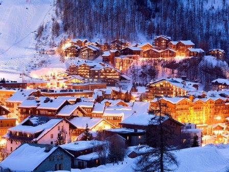 SnowOnly Val d'Isere France