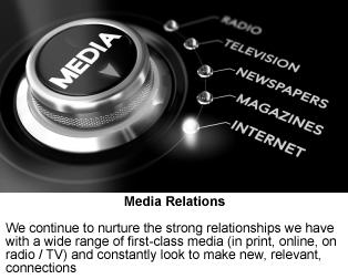 Services Media Relations